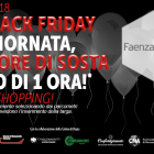 black friday 2018 a Faenza